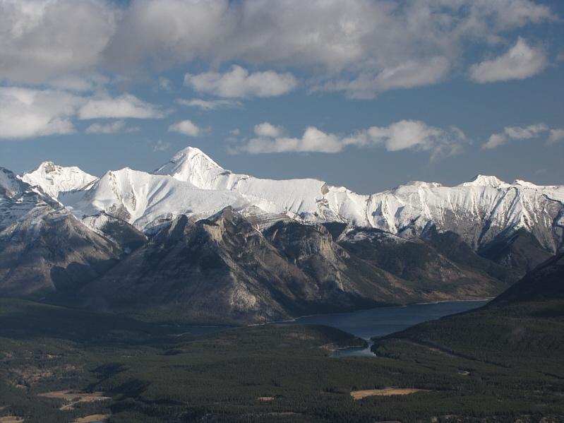 Sanson Peak